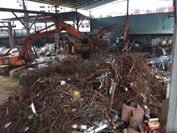 惠州市废铁回收