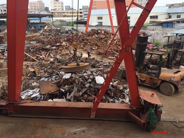 惠州废铁回收处理