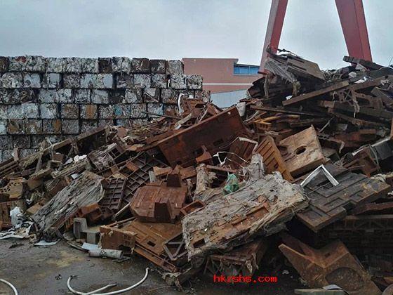 惠州小金口废铁回收