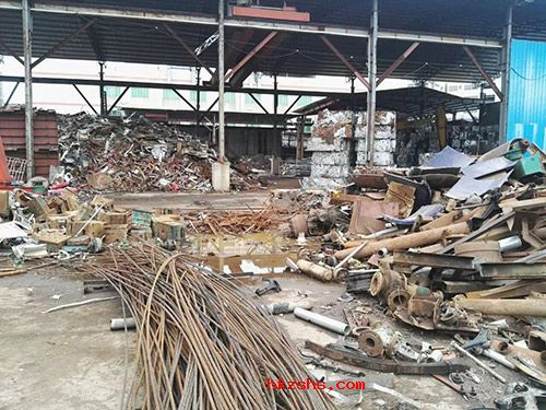 惠州陈江废铁回收