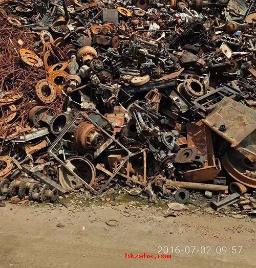 惠州博罗废铁回收