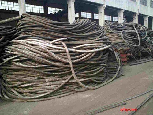 惠州河南岸电缆回收